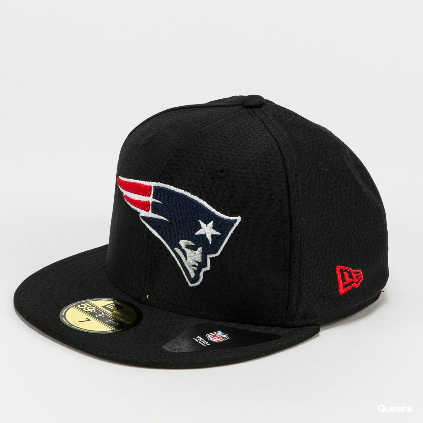 New Era 5950 NFL Hex Tech Patriots
