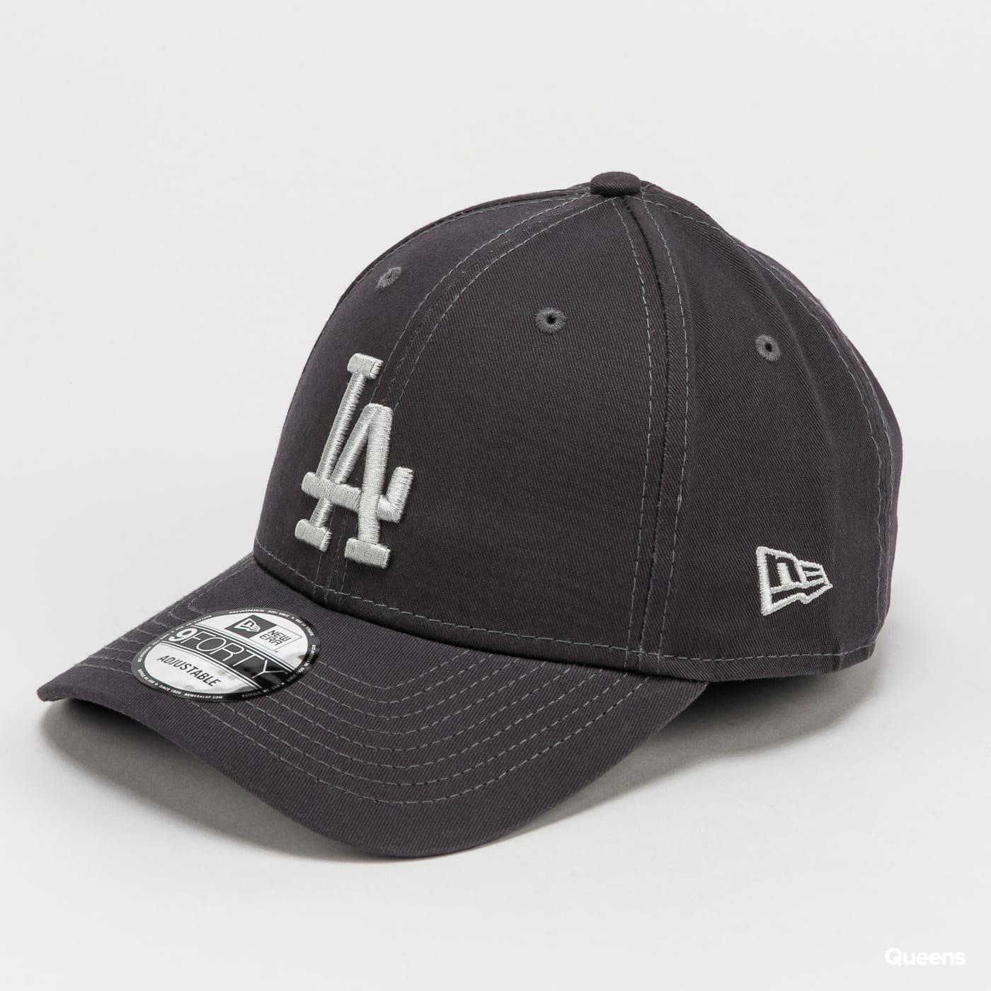 New Era 940 MLB Colour Essential LA dark gray
