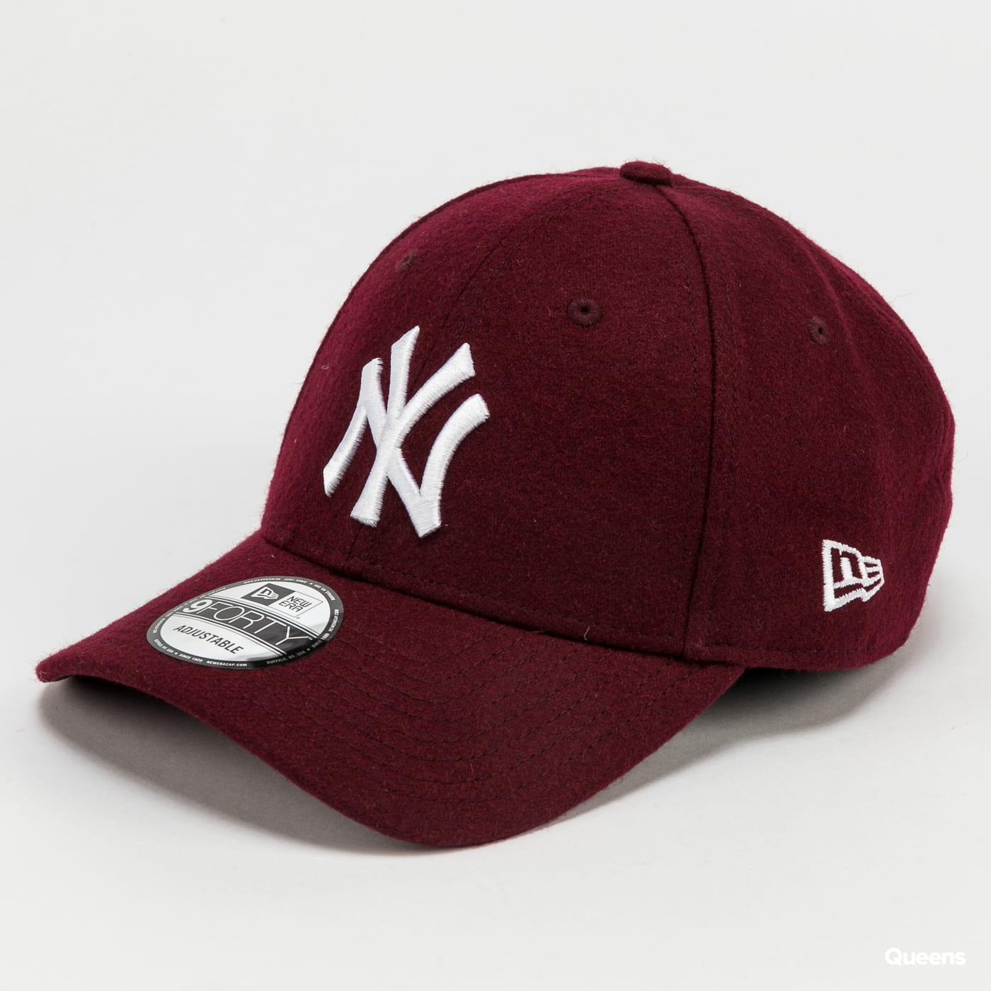 New Era 940 MLB The League Winterized NY vínová