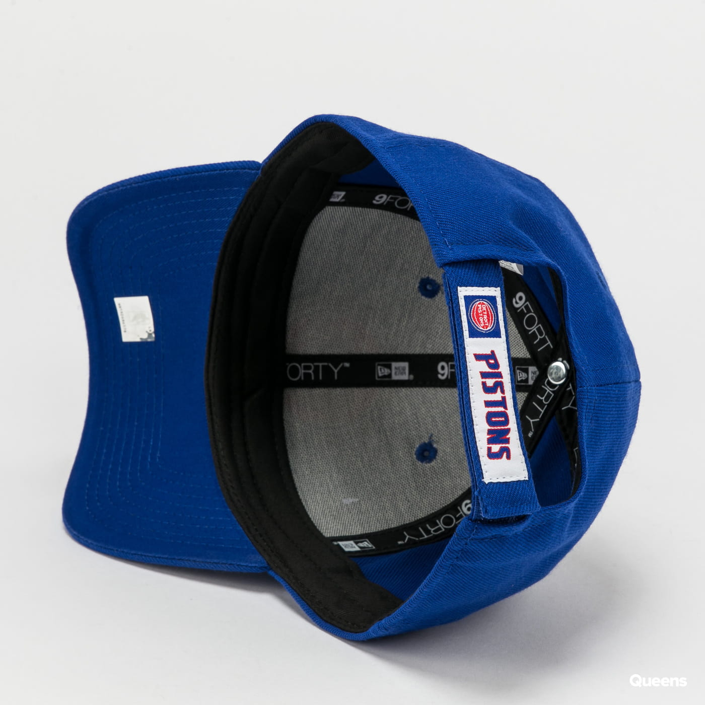 New Era 940 The League Pistons blue