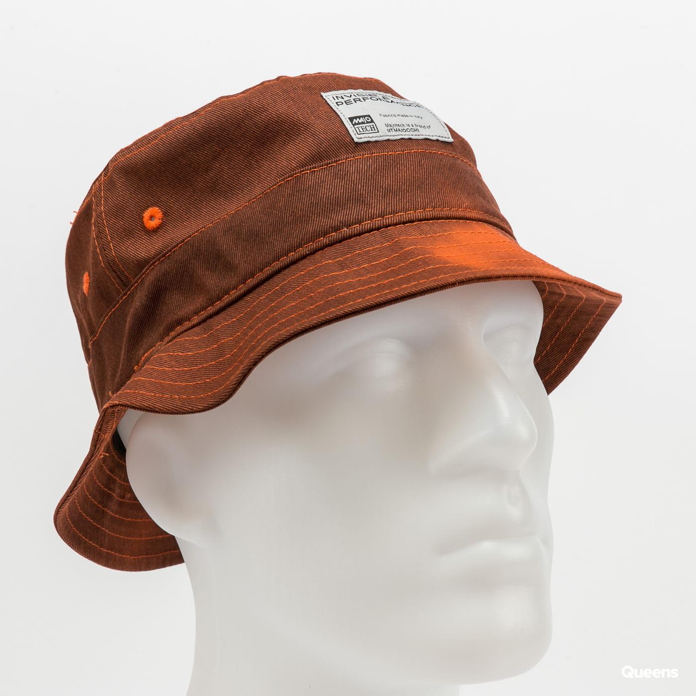 New Era Colour Change Bucket melange tmavě oranžový / oranžový