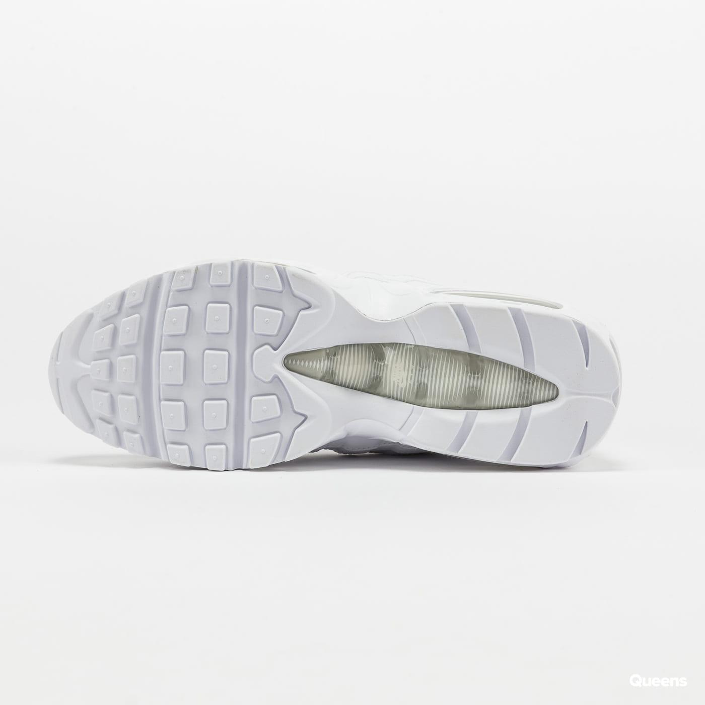 Nike Air Max 95 Essential white / white - grey fog