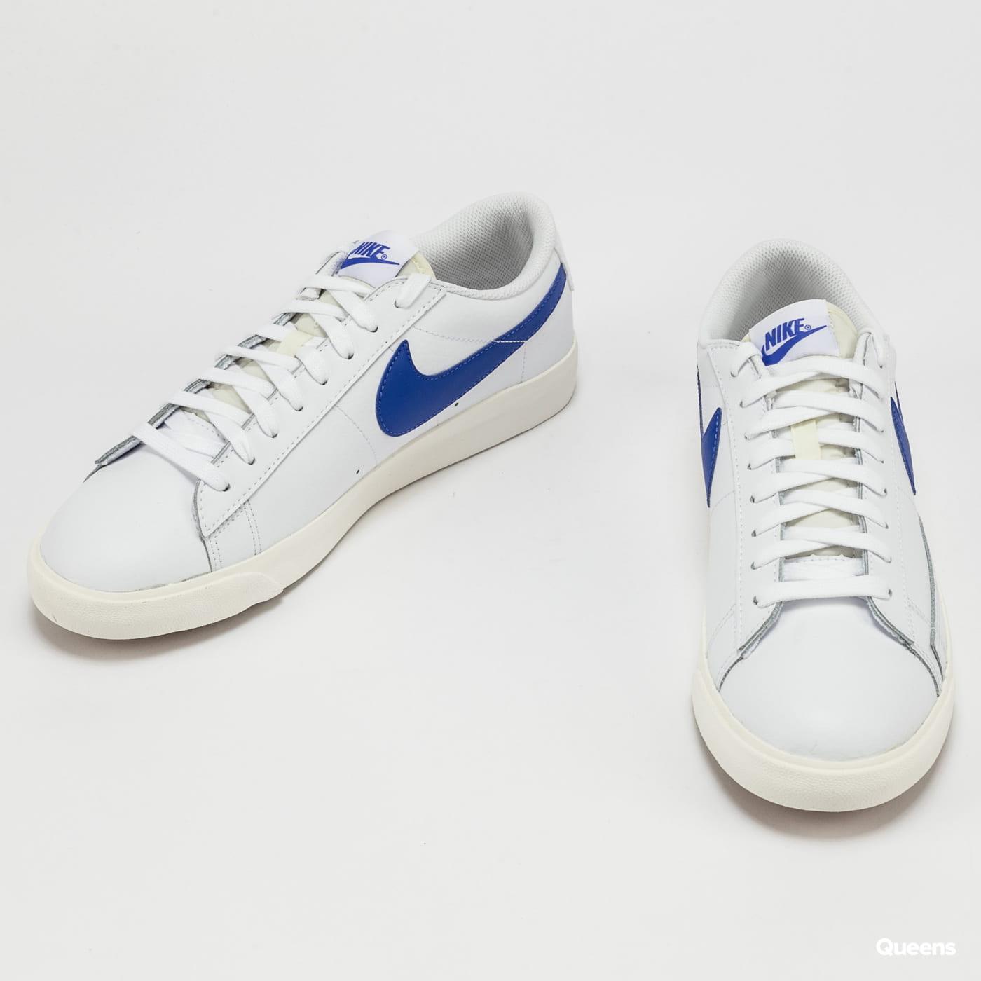 Nike Blazer Low Leather white / astronomy blue - sail