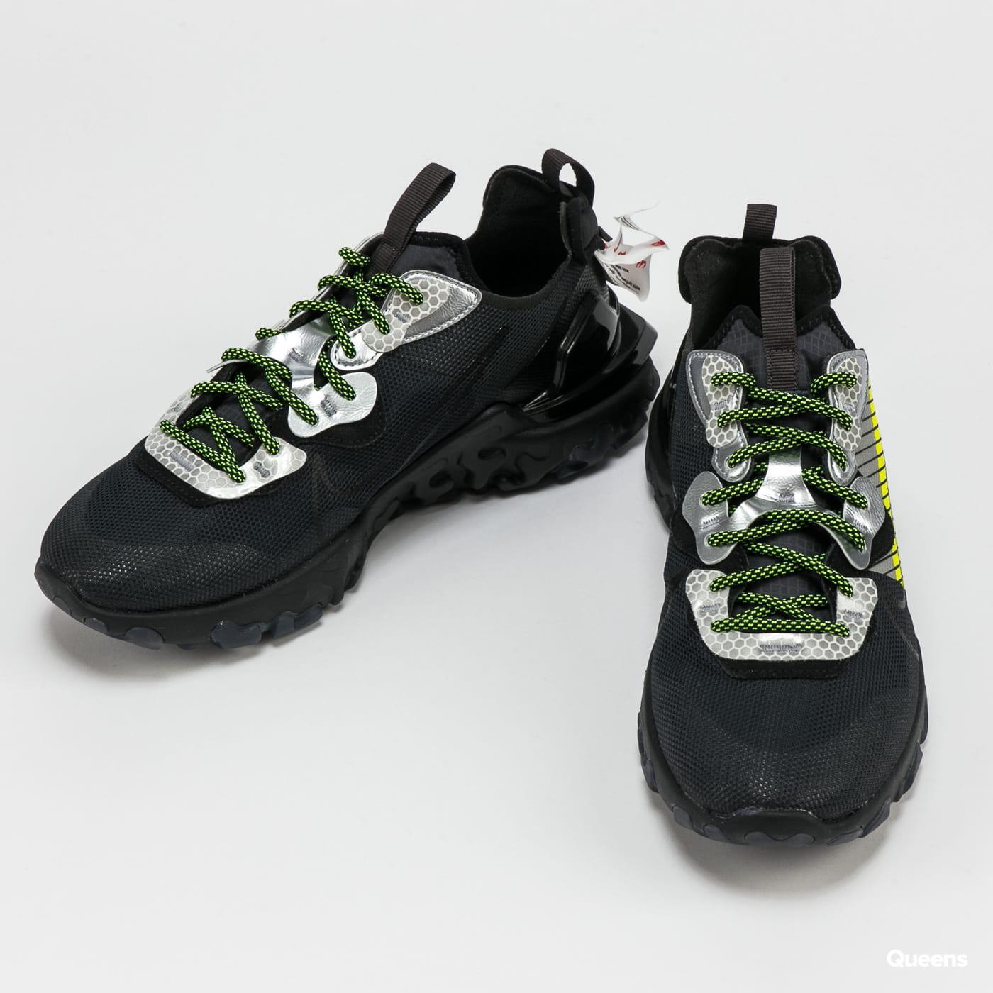 Nike React Vision Premium 3M anthracite / black - volt