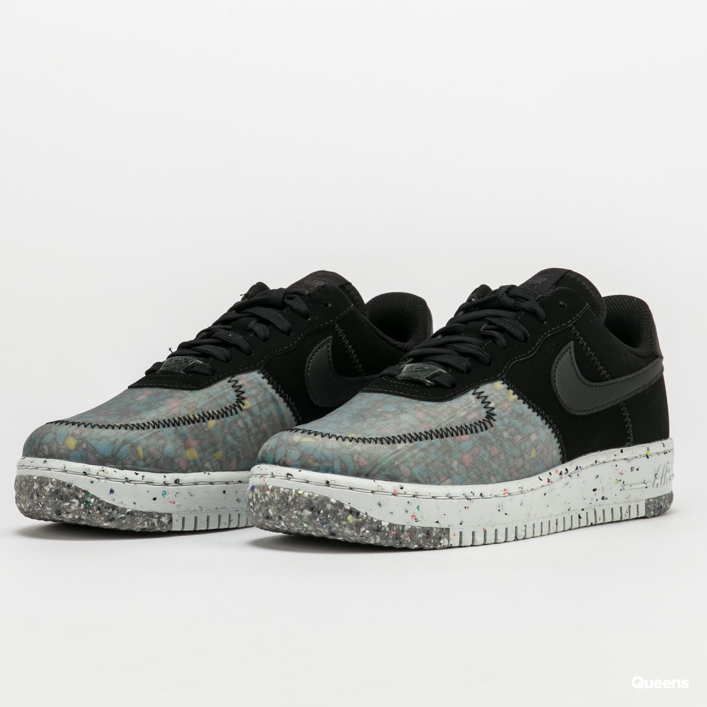 Nike W Air Force 1 Crater black / black - photon dust