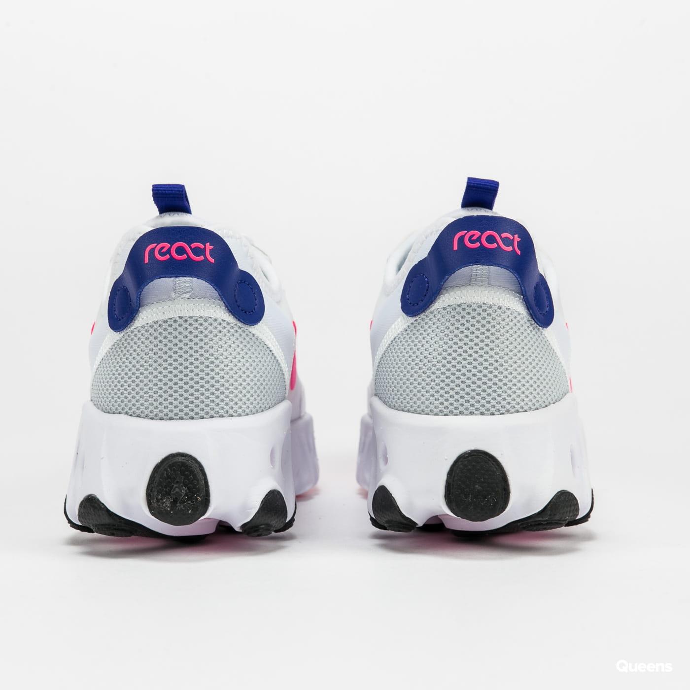 Nike WMNS React Art3mis white / hyper pink - concord