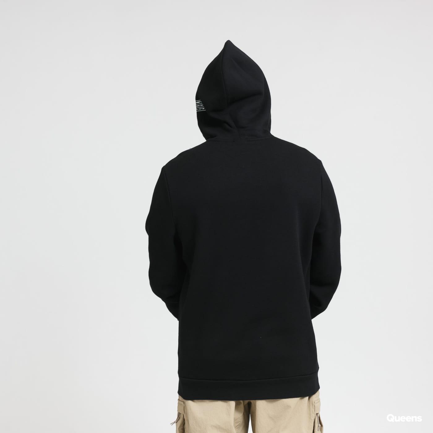 Oakley Tech Hoodie Definition Fleece černá