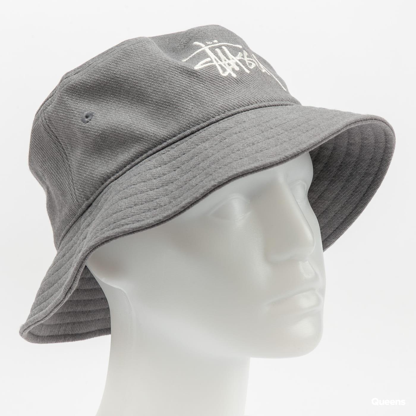 Stüssy Big Logo Twill Bucket Hat