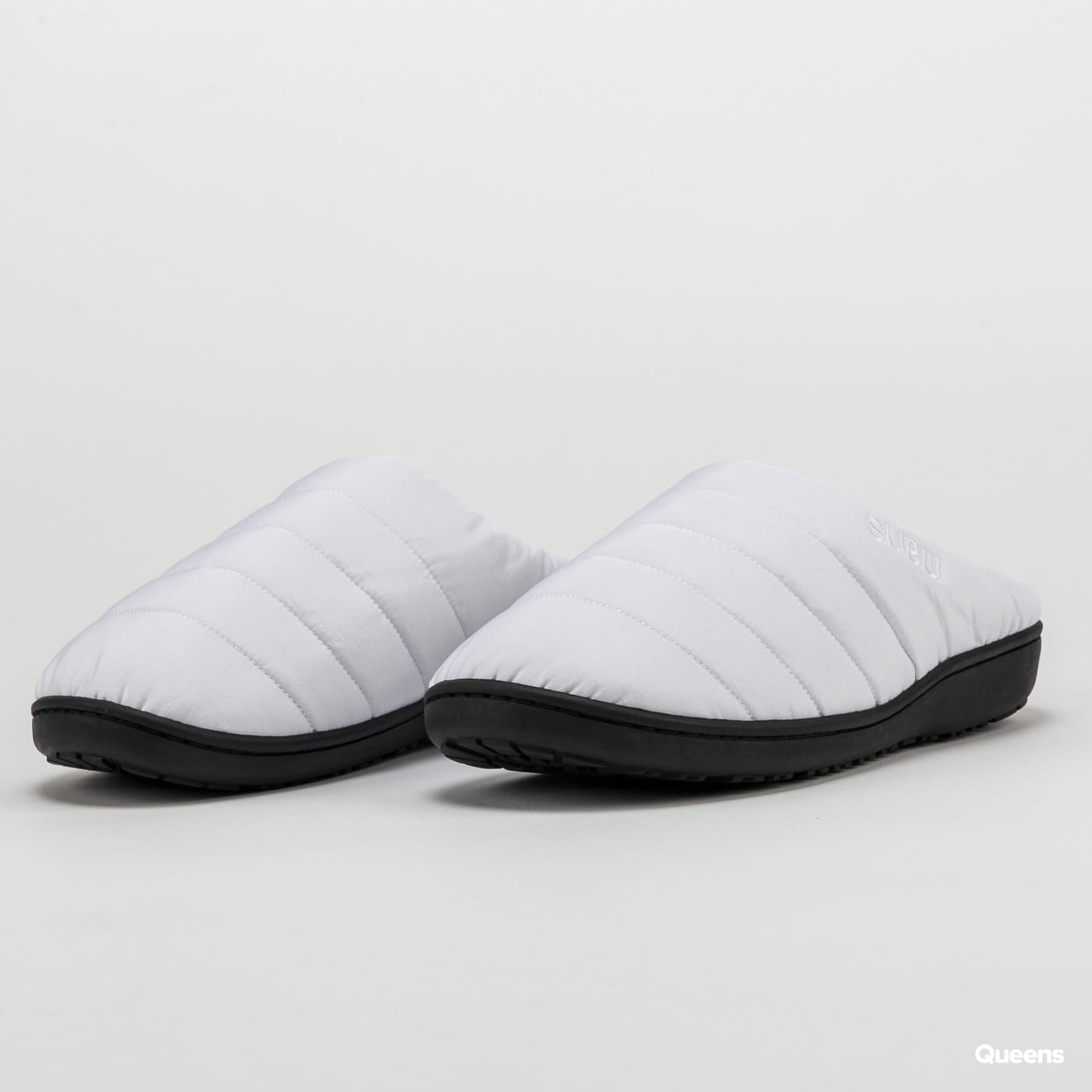 SUBU The Winter Sandals burble white