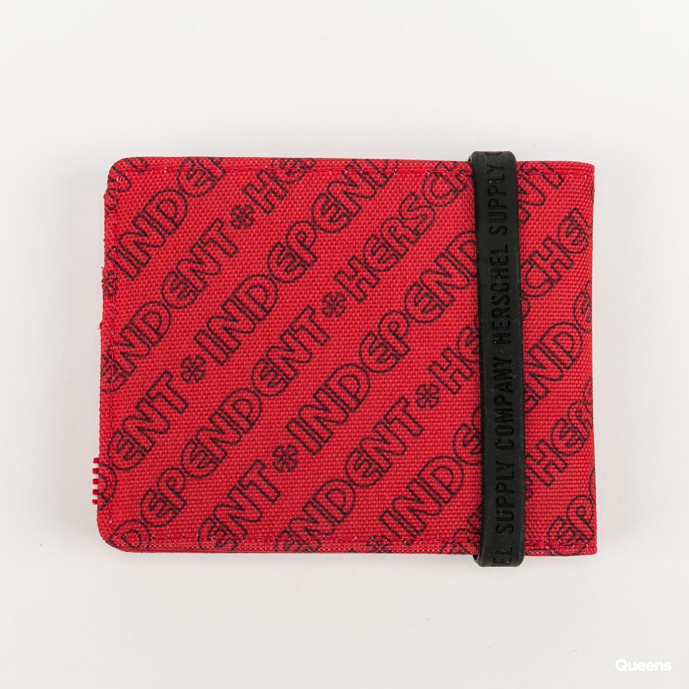 Herschel Supply CO. Independent Roy červená / černá