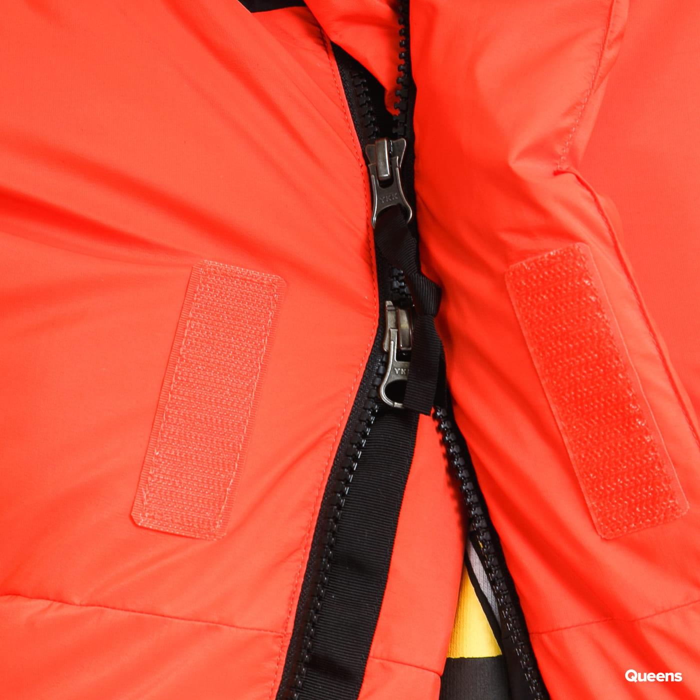 The North Face 94 Retro Himalayan Parka tmavě oranžová / černá