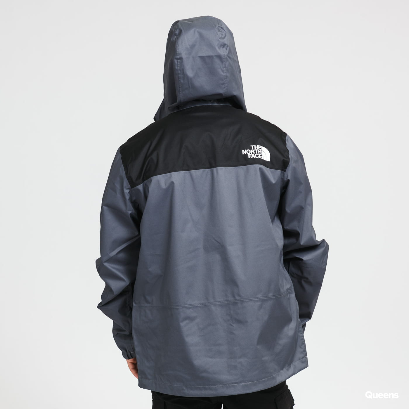 The North Face M 1990 Mountain Q Jacket tmavě šedá / černá
