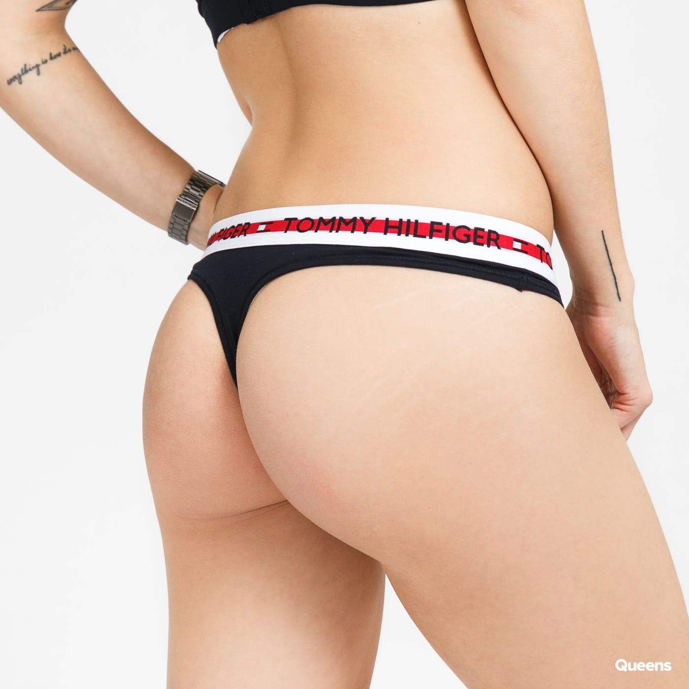 Tommy Hilfiger Thong navy