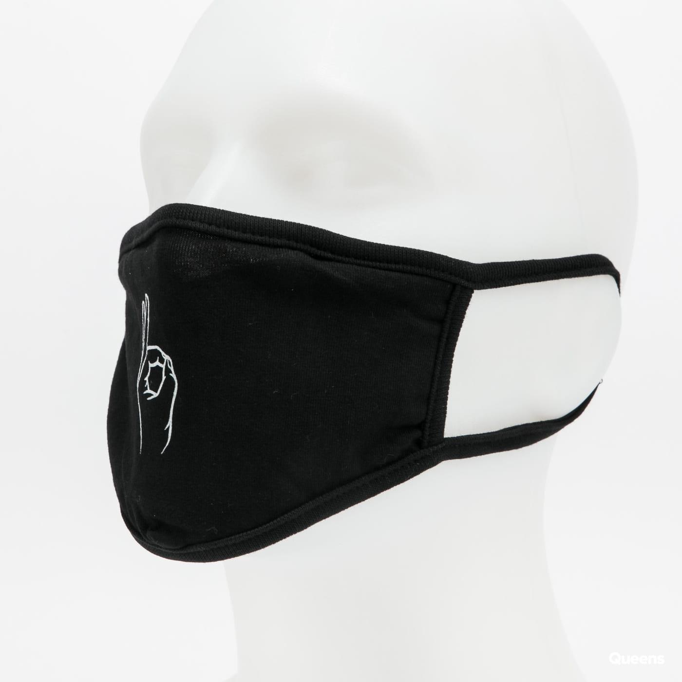 Urban Classics Face Mask black