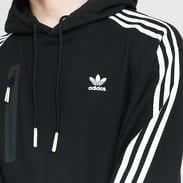 adidas Originals Ninja Hoodie černá