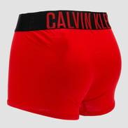 Calvin Klein 2Pack Intense Power Trunk červené / černé