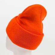 Carhartt WIP Acrylic Watch Hat oranžový