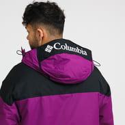 Columbia Challenger Pullover Jacket fialová / černá