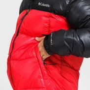 Columbia Pike Lake Jacket červená / černá