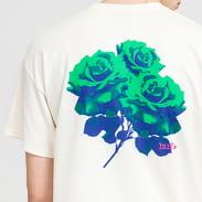 HUF Neu Rose Tee krémové