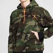 Jordan M J Jumpman Air Camo Fleece PO camo zelená