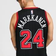 Jordan M Lauri Markkanen Bulls Statement Edition 2020 černý / červený