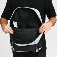 Jordan Metallic Backpack šedý / černý