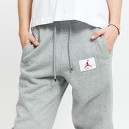 Jordan W J Flight Fleece Pant melange šedé