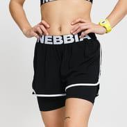 Nebbia Fast&Fit Double Layer černé / bílé