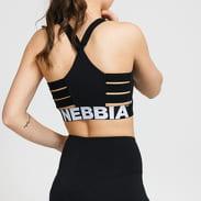 Nebbia Lift Hero Sports Mini Top black