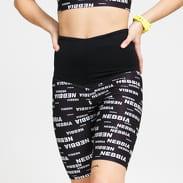 Nebbia NEBBIA x SEAQUAL Shorts černé / bílé