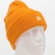 New Era Colour Waffle Knit New Era oranžový