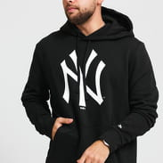 New Era MLB Team Logo PO Hoody NY černá