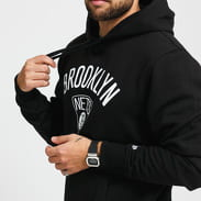 New Era NBA Team Logo PO Hoody Nets černá
