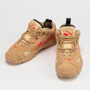 Nike Air Barrage Low wachetta tan / laser crimson