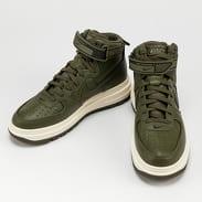 Nike Air Force 1 GTX Boot medium olive / seal brown - sail