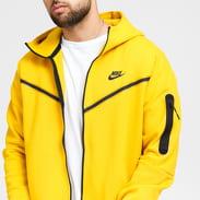 Nike M NSW Tech Fleece Hoodie FZ žlutá