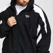Reebok Classic Twin Vector Puff Jacket černá / bílá