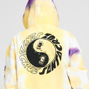 Santa Cruz Scream Ying Yang Hood žlutá / fialová