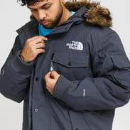 The North Face M Recycled Gotham Jacket tmavě šedá