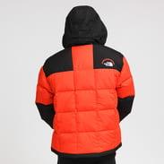 The North Face NSE Lhotse Expedition Jacket tmavě oranžová
