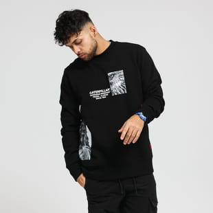 CATERPILLAR Eagle Graphic Sweatshirt