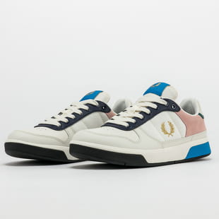 FRED PERRY B300 Leather / Suede / Poly
