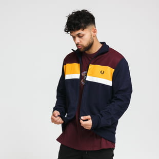 FRED PERRY Colour Block Track Jacket