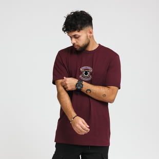 FRED PERRY Embroidered Sheild Tee