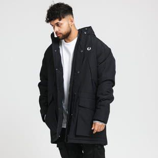 FRED PERRY Padded Zip Trough Jacket
