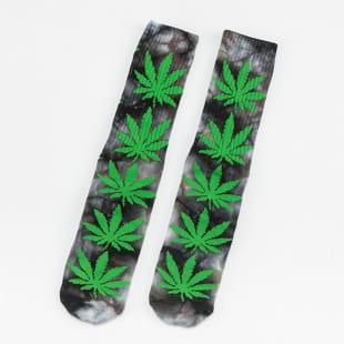 HUF TieDye Plantlife Socks