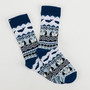 Many Mornings Ice Pinguin Socks