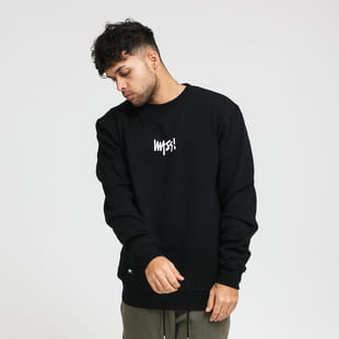Mass DNM Signature Small Logo Crewneck