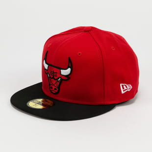 New Era 5950 NBA Basic Chicago Bulls C/O